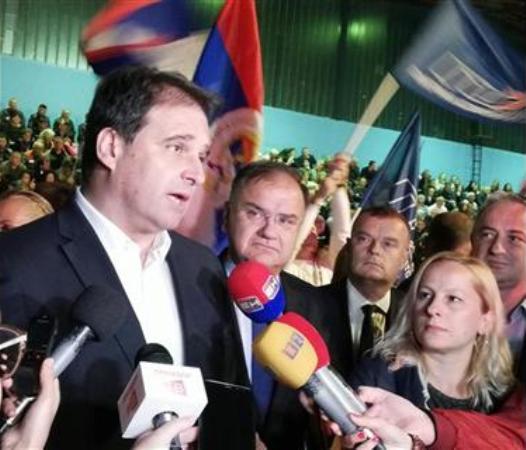 Govedarica: Otkazujemo skup 5. oktobra u Banjaluci