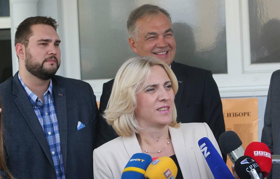 Cvijanović: Građani žele mir, stabilnost, prosperitet, razvoj i funkcionalnost institucija