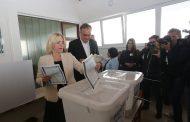 Željka Cvijanović vodi sa 47,67 odsto glasova