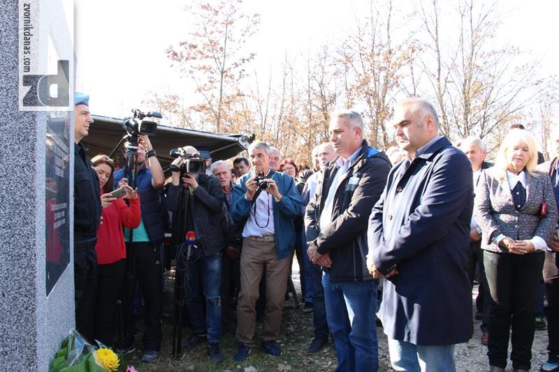 Photo of Na Glođanskom brdu obilježeno 26 godina od zločina nad srpskim borcima i civilima