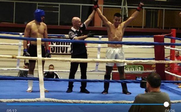 Učenik četvrtog razreda iz Zvornika vicešampion Srbije u MMA