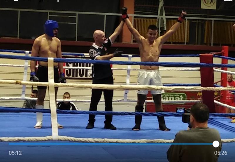 Photo of Učenik četvrtog razreda iz Zvornika vicešampion Srbije u MMA