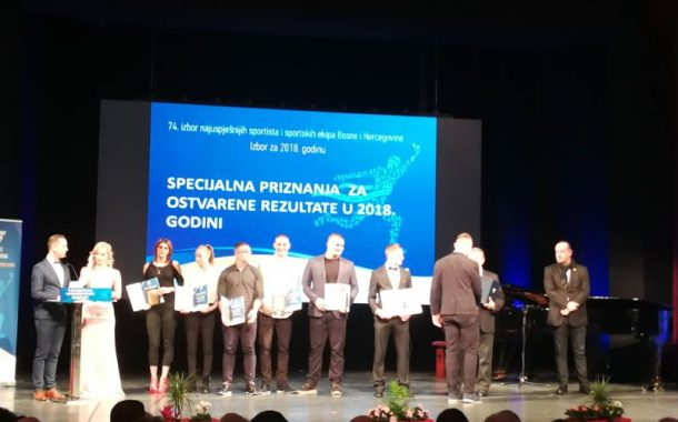 Nagrade za zvorničke sportiste