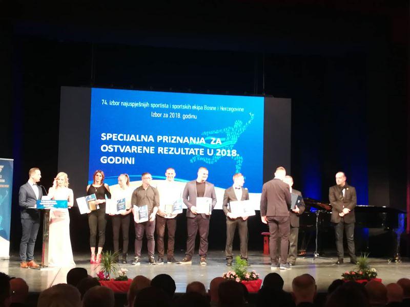 Photo of Nagrade za zvorničke sportiste