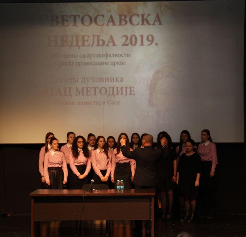 "Photo of Počela ""Svetosavska nedelja"""