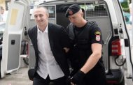 Nakon neuspjelog bijega Vidović legao i predao se policiji