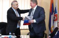 Potpisan Sporazum o saradnji između gradova Zvornik i Koljčugino