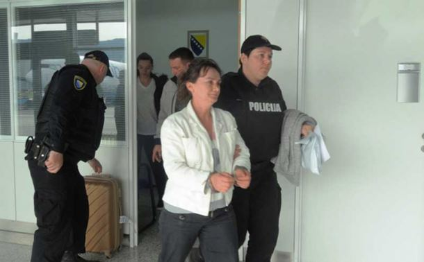 Photo of Elfeta Veseli svjedoku priznala da je ubila dječaka