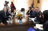 Lukač i Stevanović ocijenili da je saradnja Policijske uprave i Gradske uprave veoma dobra