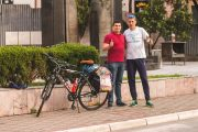 Iz Zvornika biciklom za Ostrog za bebu Teodora