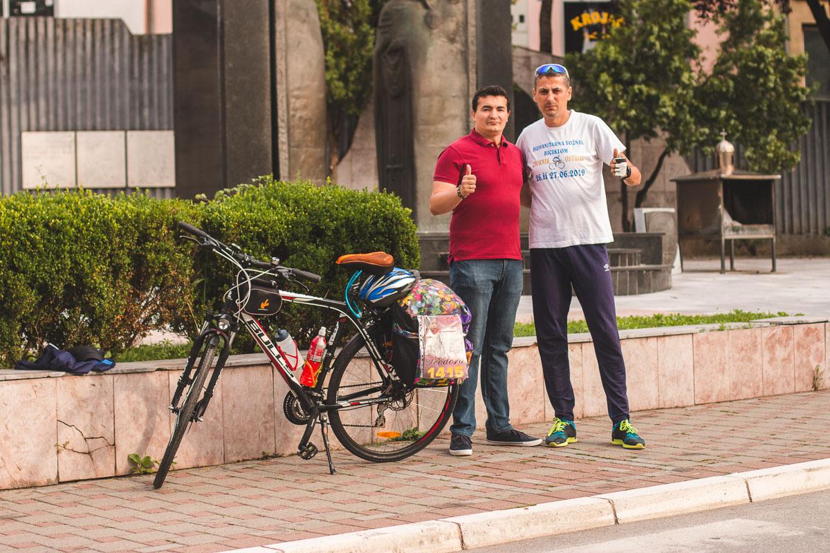 Photo of Iz Zvornika biciklom za Ostrog za bebu Teodora