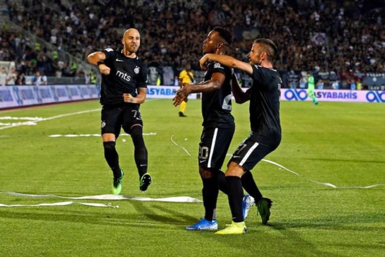 Partizan dominantno do pobjede nad Malatijom