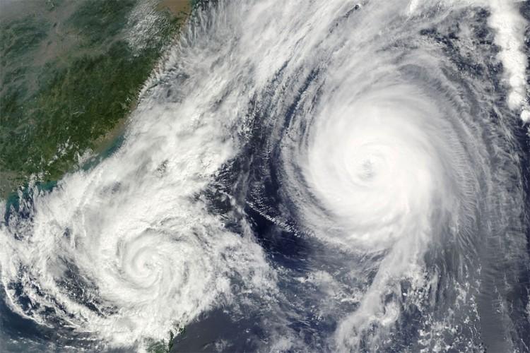 Kina izdala upozorenje na tajfun Lekima