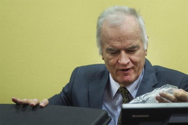 Photo of Operisan Ratko Mladić
