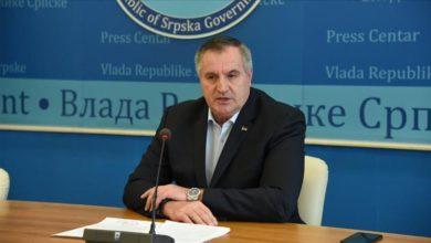 Photo of Višković: Po 200.000 KM za banjsko liječenje penzionera i boračkih kategorija