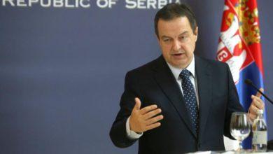 Photo of Dačić: EU ne da medicinskom osoblju da se vrati u Srbiju