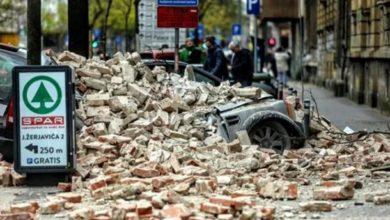 Photo of Najjači zemljotres u poslednjih 140 godina pogodio Zagreb