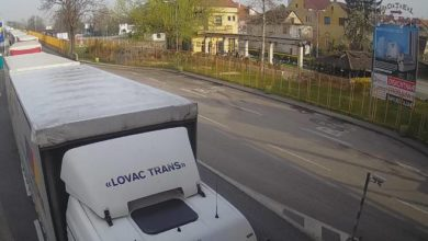 Photo of Pojačan saobraćaj teretnih vozila u Gradišci, Karakaju i na Rači