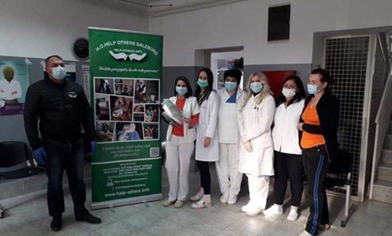"Photo of HO ""Help Others"" Salzburg u novoj misiji – podjela vizira u Zvorniku i Kozluku"