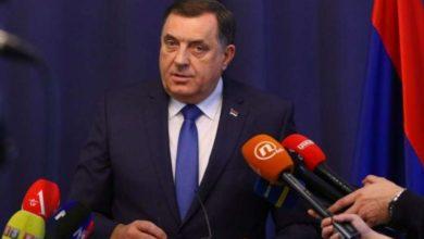 Photo of Milorad Dodik u kućnoj izolaciji zbog kontakta sa zaraženom osobom