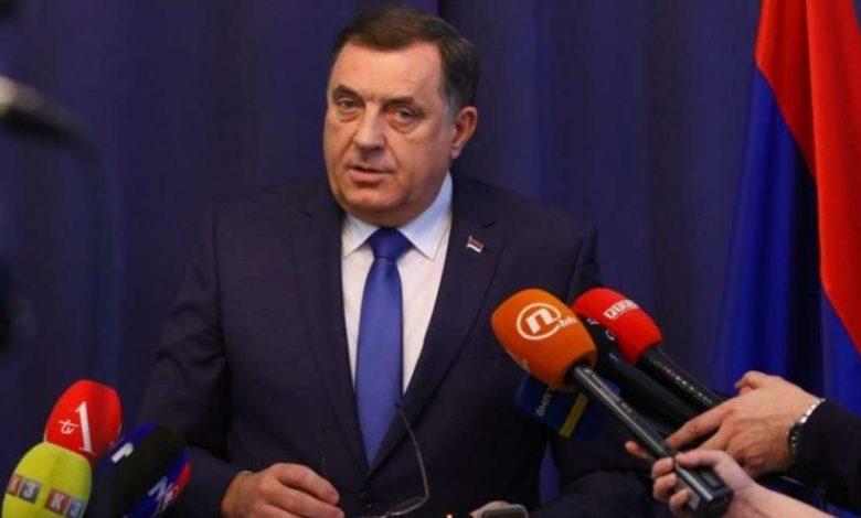 Photo of Dodik: Minimalni budžet Fonda solidarnosti 500 miliona KM, preuzećemo plate i doprinose u uslužnom sektoru