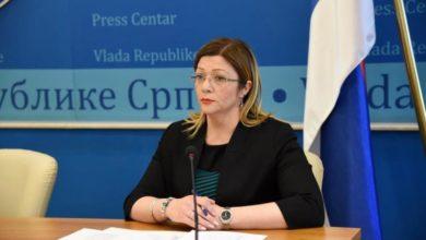 Photo of Sutra smjena Lejle Rešić