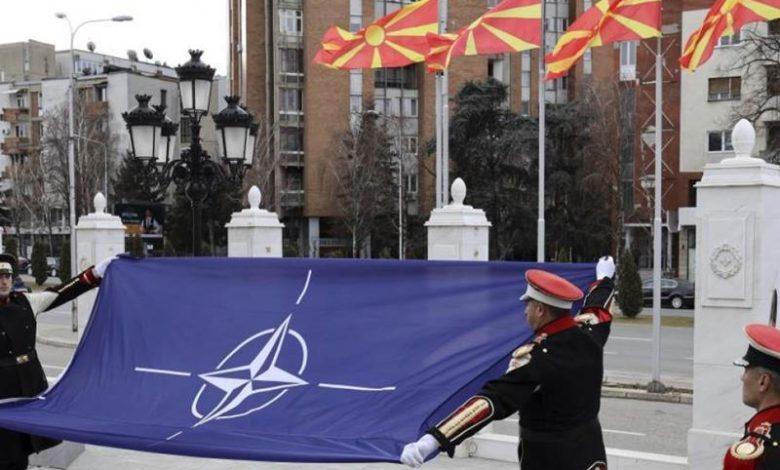Photo of Sjeverna Makedonija zvanično ušla u NATO