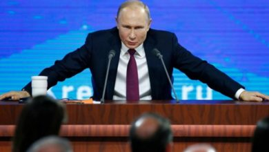 Photo of Ovo je trenutak koji je Putin čekao cijelog svog života