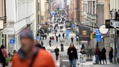 Photo of Enorman rast broja zaraženih u Švedskoj