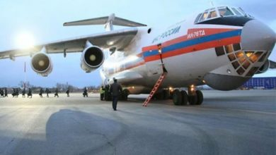 Photo of Rusija poslala pomoć Americi za borbu protiv virusa korona