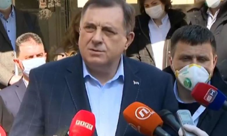 Photo of Dodik: Kriza sa virusom korona globalna, neće obići ni nas