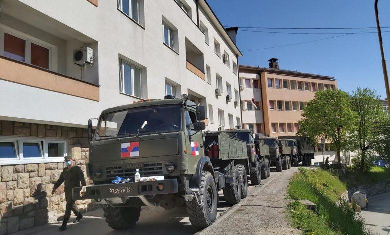 Photo of Ruski stručnjaci u Zvorniku