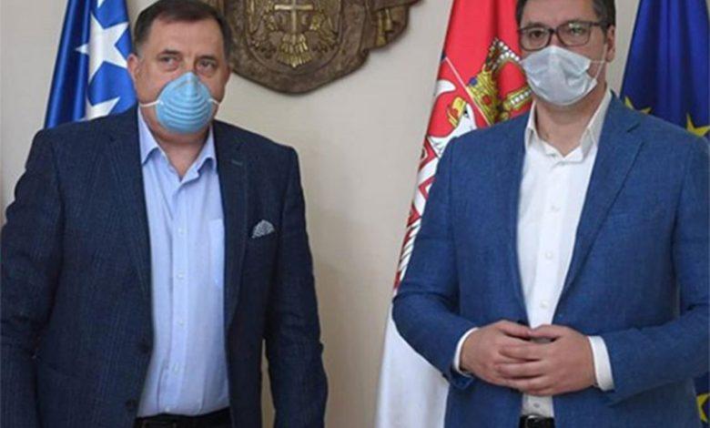 Photo of Srbija neće zatvarati granicu za građane RS bez obzira na situaciju s koronom
