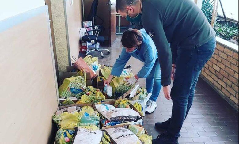 Photo of Vaskršnji paketi za porodice djece sa rijetkim bolestima u Zvorniku