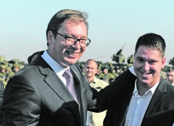 Photo of Vučićev sin zaražen koronom