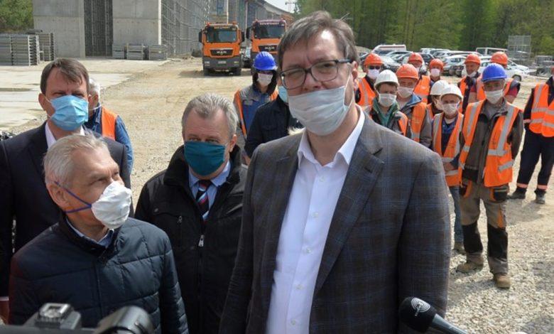 Photo of Ukidaju vanredno stanje: Ministar odbrane uputio predlog predsedniku Srbije