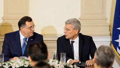 Photo of Dodik uputio pismo Džaferoviću: Zloupotrijebio poziciju, obmanuo državnike i prekršio ustav