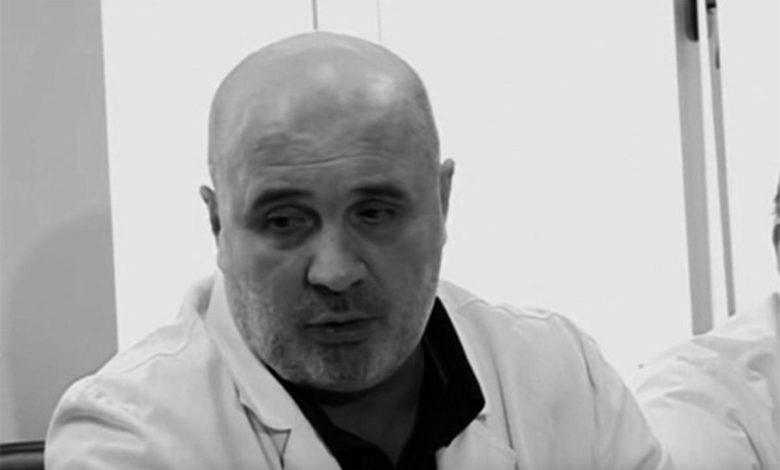 Photo of Korona odnijela čuvenog srpskog hirurga: Doktor Miodrag Lazić izgubio bitku sa virusom