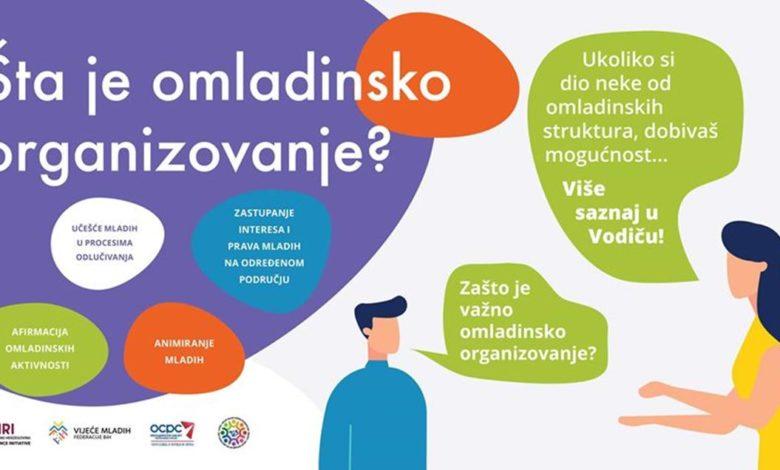 Photo of Vrijeme je za nas – u informaciji je spas: novi projekat mladih u BiH