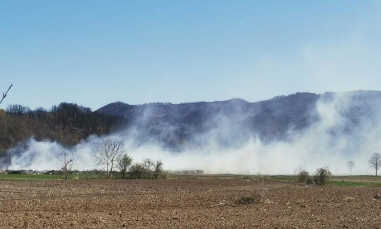 Photo of Umro dok je gasio požar