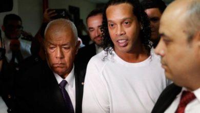 Photo of Ronaldinjo pušten iz zatvora