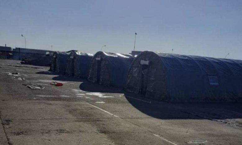 Photo of Oprema i šatori u Zvorniku biće izmješteni danas ili sutra