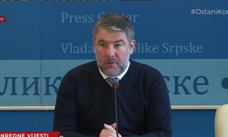 Photo of Šeranić: Na snazi ostaju postojeće epidemiološke mjere