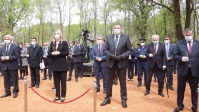 Photo of Donja Gradina: Obilježavanje Dana sjećanja na žrtve ustaškog zločina