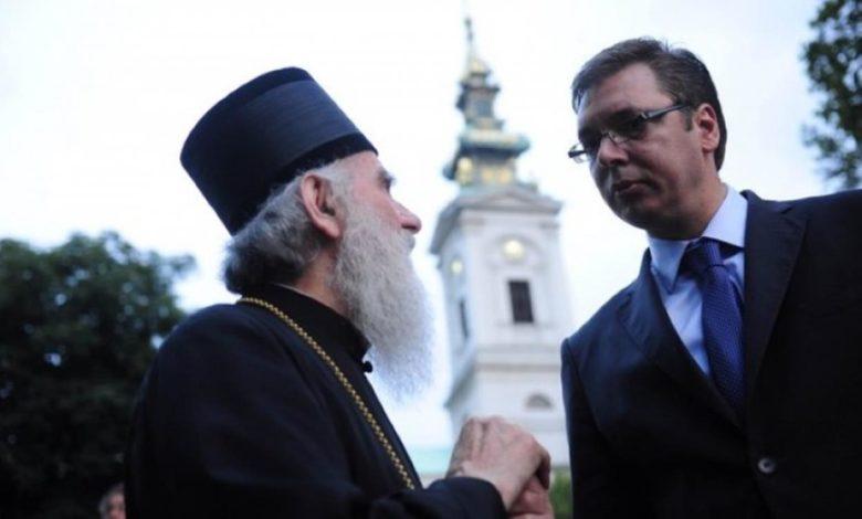 Photo of Postignut dogovor između Vučića i patrijarha Irineja?