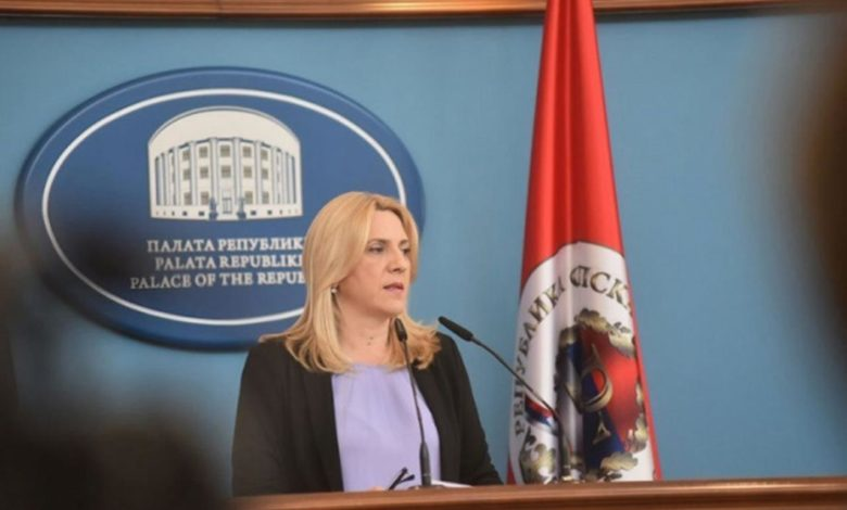 Photo of Cvijanović: Vanredno stanje omogućilo efikasan rad institucija u uslovima pandemije