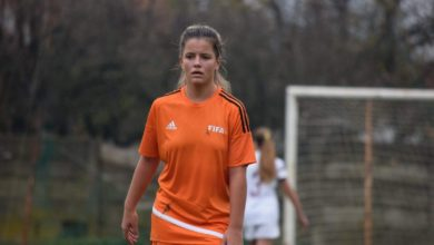 Photo of Jovana Stevanović: Na fudbalskim terenima živim svoje snove