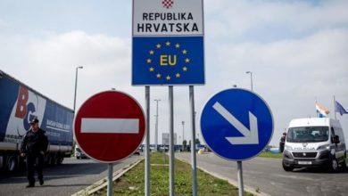 Photo of Hrvatska otvara granice za građane 10 zemalja, ali ne za BiH i Srbiju