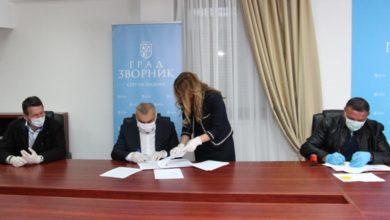 Photo of Potpisan ugovor za početak rekonstrukcije Doma zdravlja sredstvima Vlade Srbije i Zvornika