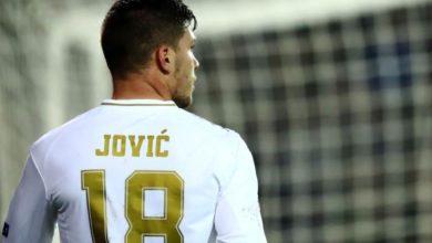 Photo of Luka Jović slomio stopalo!